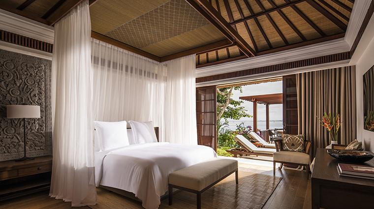 Property FourSeasonsResortBaliatJimbaranBay Hotel GuestroomSuite TwoBedroomPremierVillaRoom FourSeasonsHotelsLimited