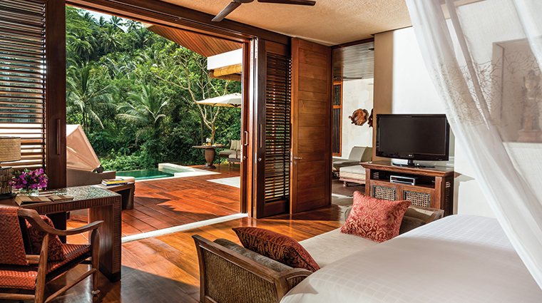 four seasons resort bali at sayan bedroom