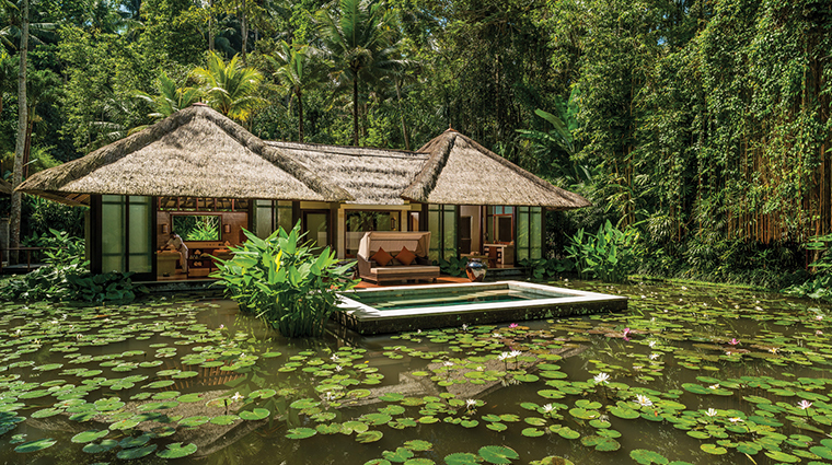 four seasons resort bali at sayan royal spa villa