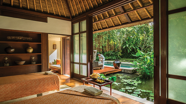 four seasons resort bali at sayan spa villa