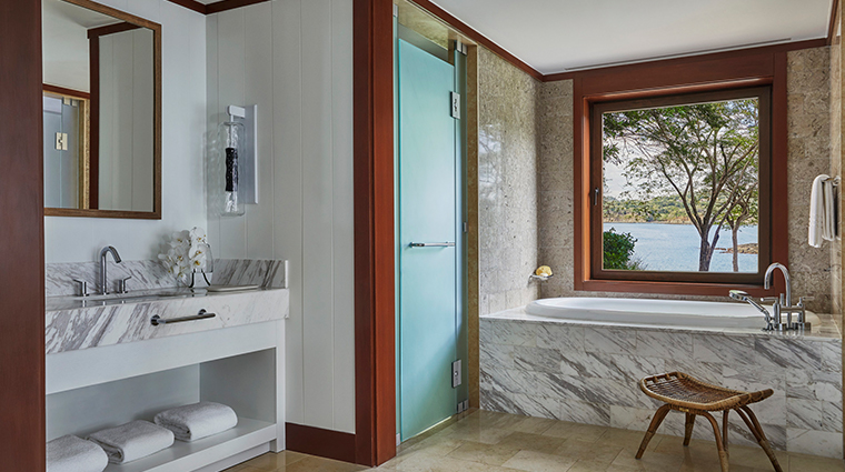 four seasons resort costa rica at peninsula papagayo guestroom bathroom