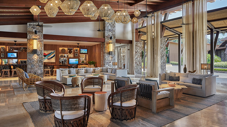 four seasons resort costa rica at peninsula papagayo lobby lounge
