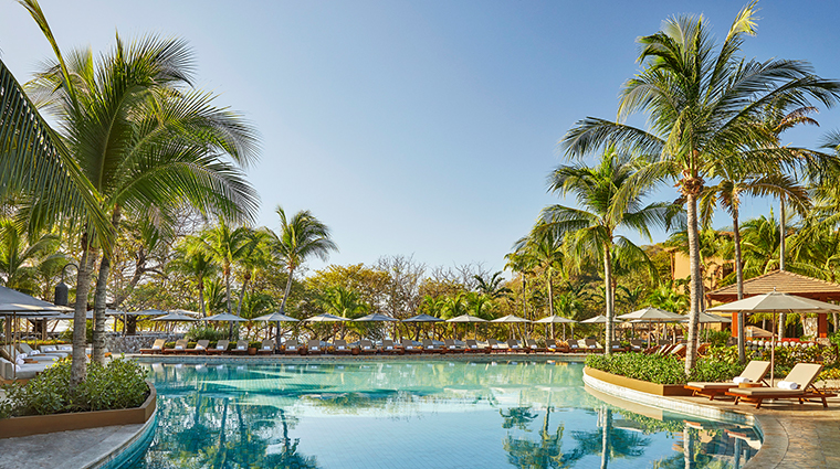 four seasons resort costa rica at peninsula papagayo pool
