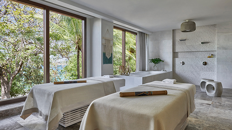 four seasons resort costa rica at peninsula papagayo spa treatment room