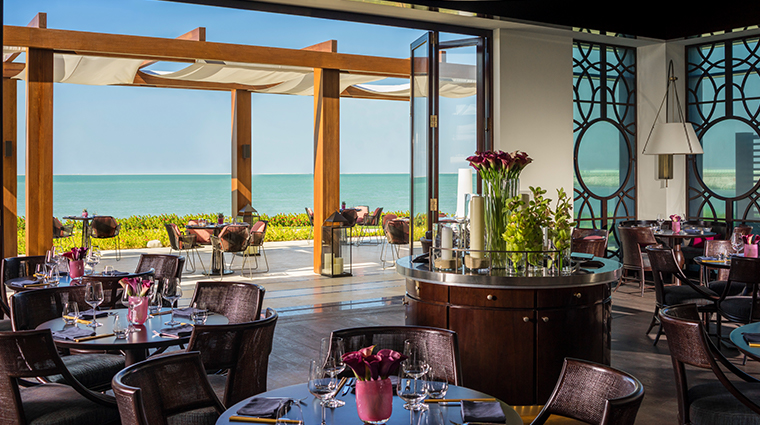 four seasons resort dubai at jumeirah beach Sea Fu Restaurant
