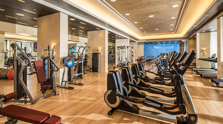 four seasons resort dubai at jumeirah beach fitness center