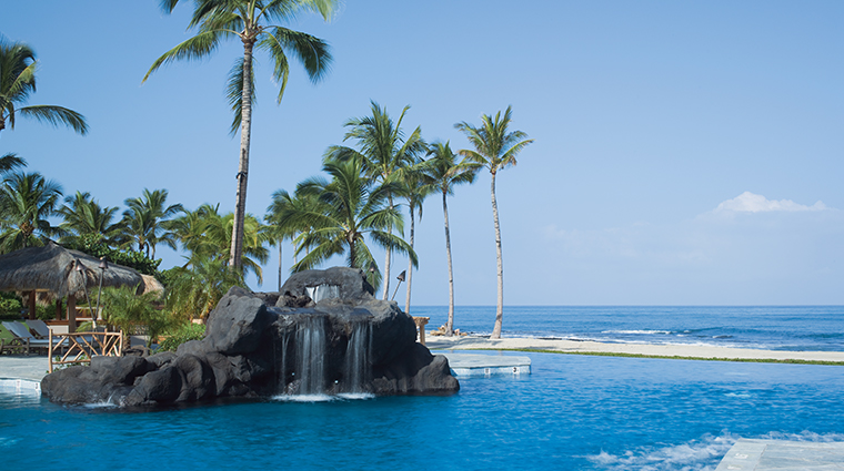 four seasons resort hualalai pool