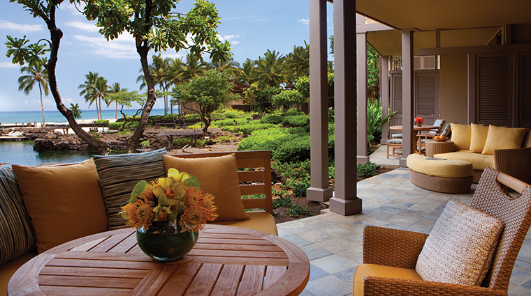 four seasons resort hualalai terrace