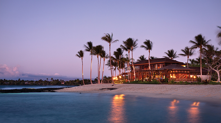four seasons resort hualalai ulu exterior