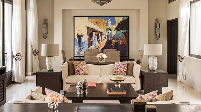 four seasons resort marrakech grand pavillion suite