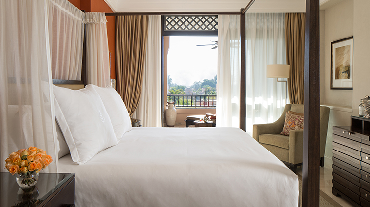 four seasons resort marrakech guestroom view