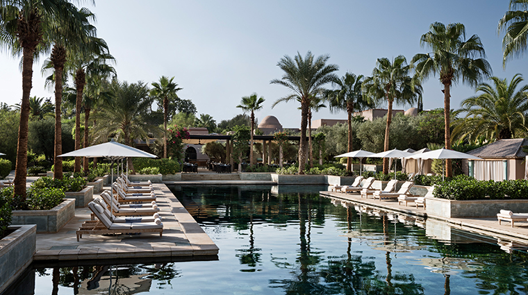 four seasons resort marrakech resort pool