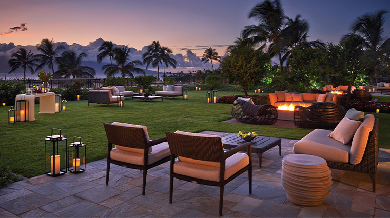 four seasons resort maui at wailea 3 bedroom suite yard