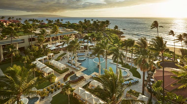 four seasons resort maui at wailea exterior updated