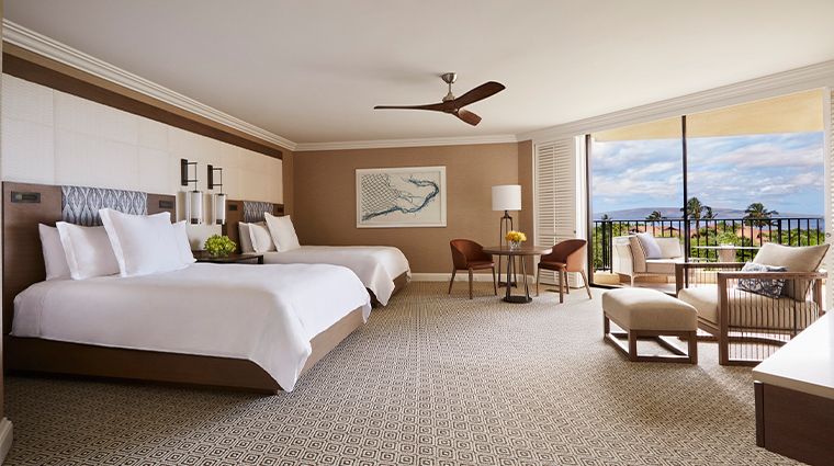 four seasons resort maui at wailea ocean view room