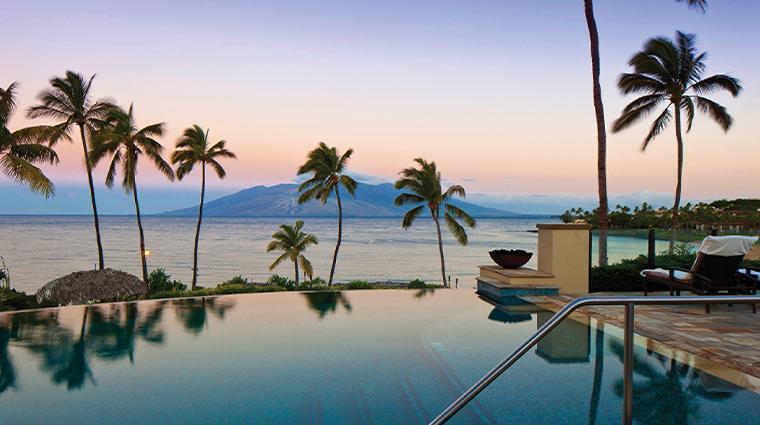 four seasons resort maui at wailea pool angle