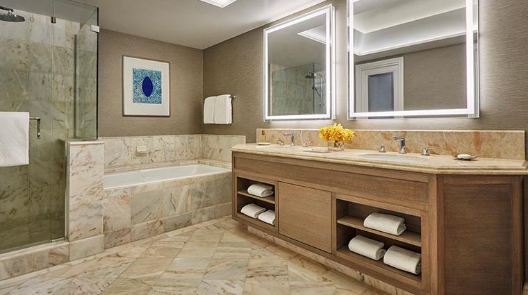 four seasons resort maui at wailea suite bathroom