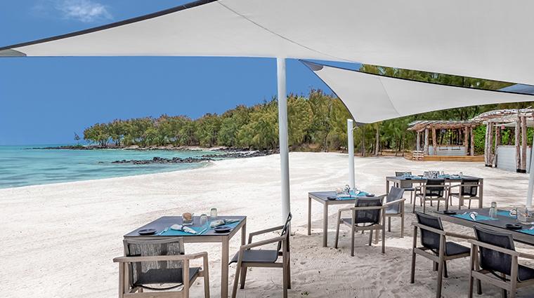 four seasons resort mauritius at anahita beach grill