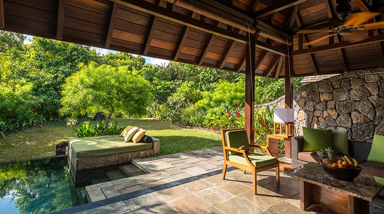 four seasons resort mauritius at anahita garden pool villa