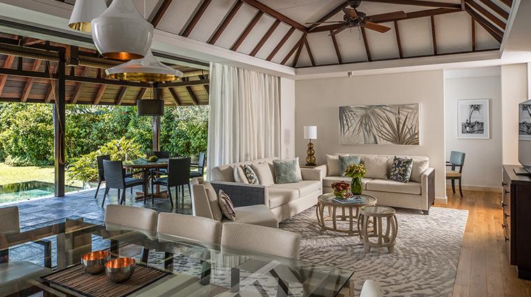 four seasons resort mauritius at anahita garden residence villa lounge