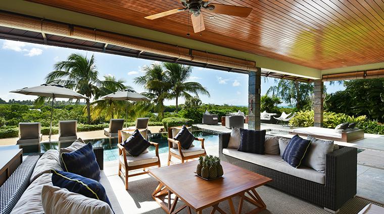 four seasons resort mauritius at anahita grand residence villa