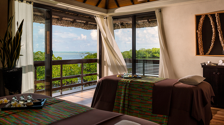 four seasons resort mauritius at anahita spa