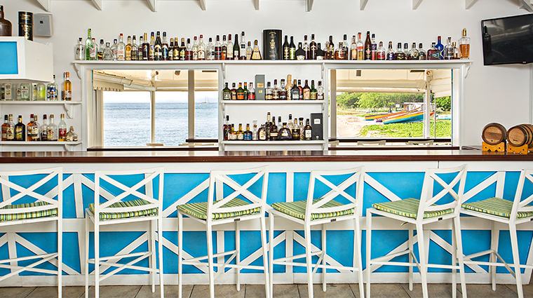 four seasons resort nevis bar