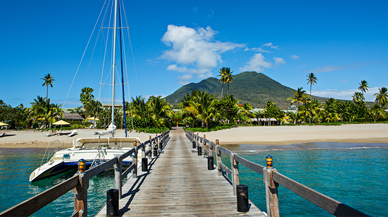 four seasons resort nevis dock