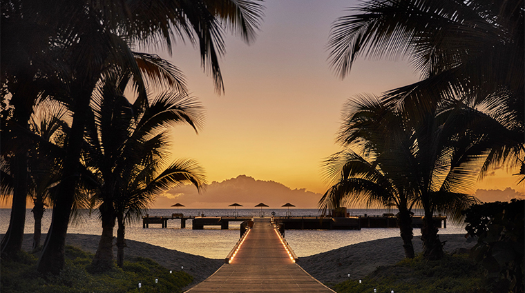 four seasons resort nevis dock