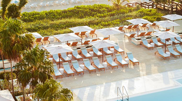 four seasons resort palm beach pool seating