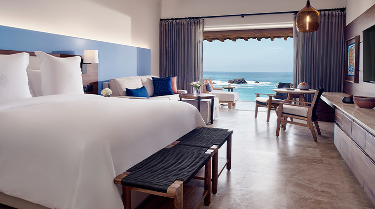 four seasons resort punta mita mexico bedroom view