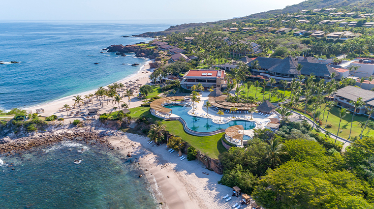 four seasons resort punta mita mexico overview