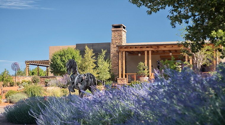 four seasons resort rancho encantado santa fe entrance