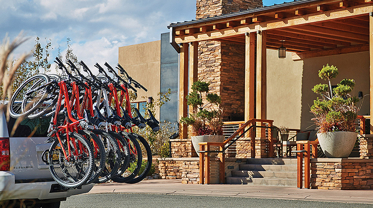 four seasons resort rancho encantado santa fe front drive bikes