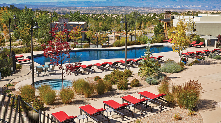 four seasons resort rancho encantado santa fe pool