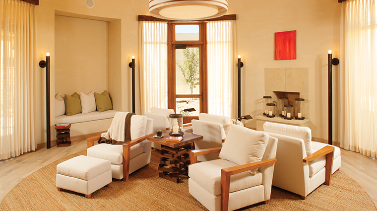four seasons resort rancho encantado santa fe spa lounge
