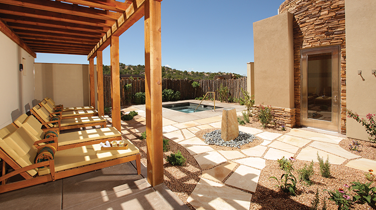 four seasons resort rancho encantado santa fe spa