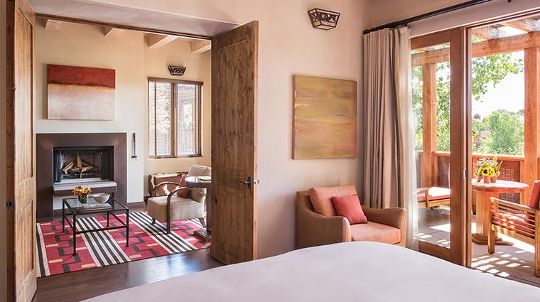 four seasons resort rancho encantado santa fe suite view