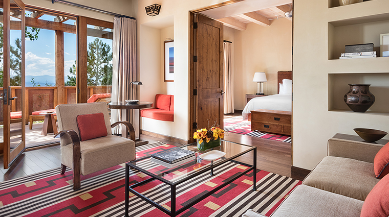 four seasons resort rancho encantado santa fe suite