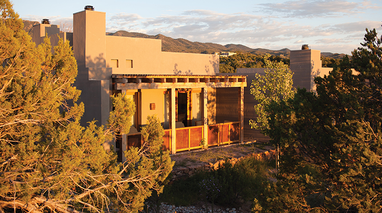 four seasons resort rancho encantado santa fe sunset