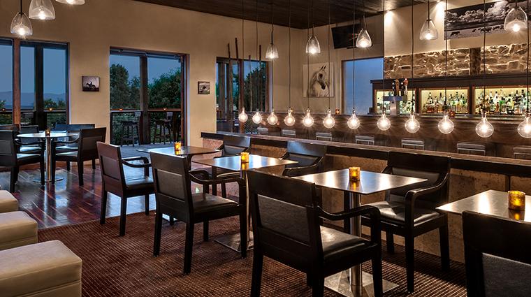 four seasons resort rancho encantado santa fe the bar