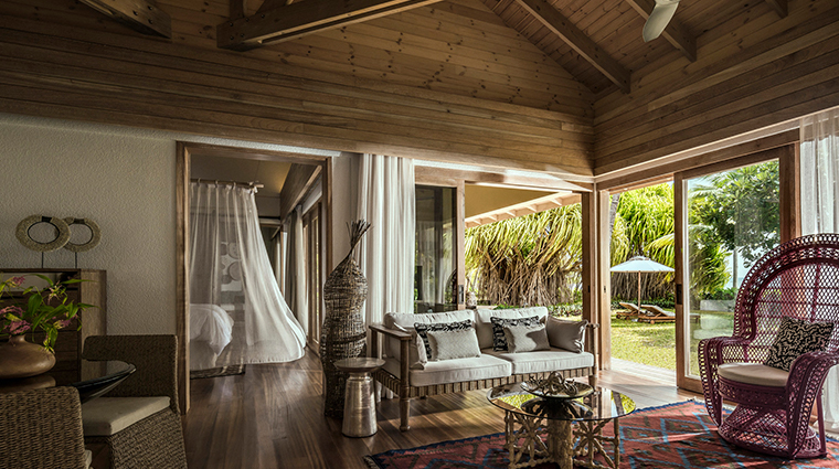 four seasons resort seychelles at desroches island one bedroom suite