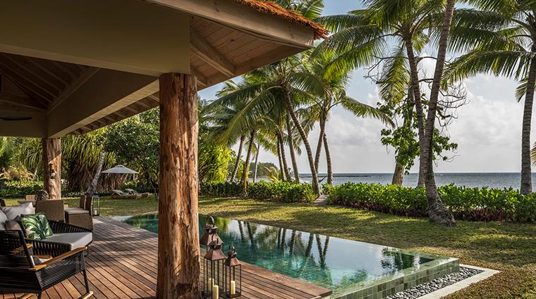 four seasons resort seychelles at desroches island two bedroom villa