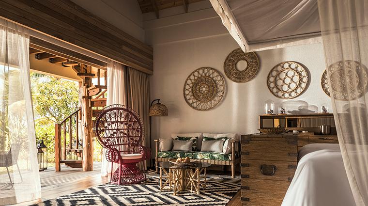 four seasons resort seychelles at desroches island villa decorations
