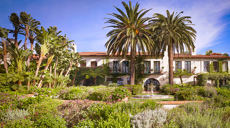 four seasons resort the biltmore santa barbara exterior