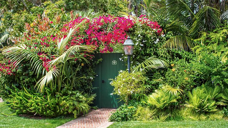 four seasons resort the biltmore santa barbara gate