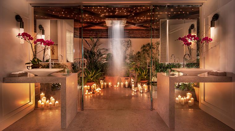 four seasons resort the biltmore santa barbara shower
