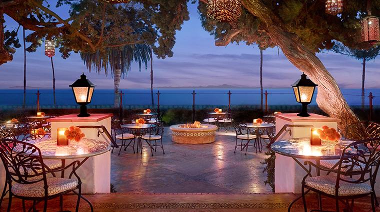 four seasons resort the biltmore santa barbara terrace dining