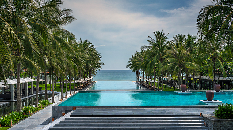 four seasons resort the nam hai hoi an pool