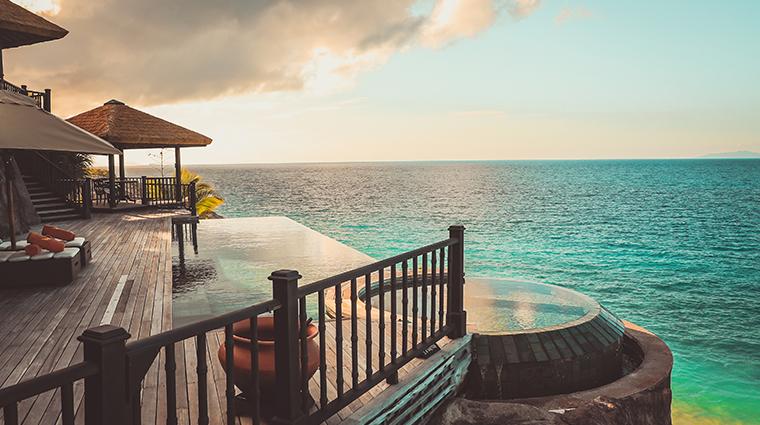 fregate island private Private Pool Villa Swimming Pool